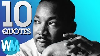 Top 10 Most Powerful Martin Luther King Jr. Quotes