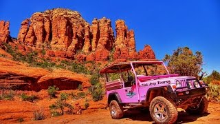 Pink Jeep Tour Adventure - Sedona AZ