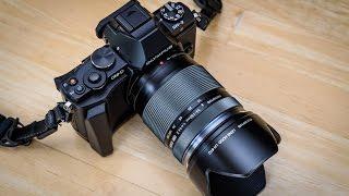 Olympus E-M5 & 14-150mm II - Looking at an older model camera again