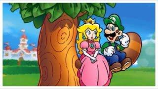 Super Mario 3D Land - Final Castle with Luigi (Alternate Ending)