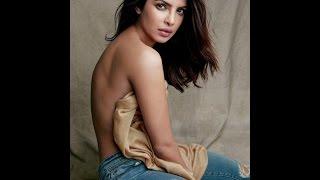 प्रियंका चोपड़ा के बोल्ड फोटोशूट ने मचाई सनसनी   Check Out Priyanka Chopra's GQ Magazine Cover Photo