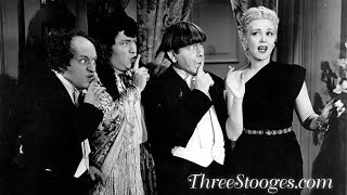 The Three Stooges: Micro-Phonies with Christine McIntyre