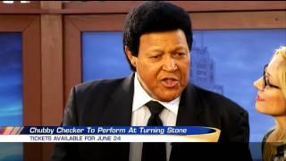 Chubby Checker Live on NBC3 6AM 6/15/16