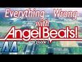Download Video Angel beats episode 1 english dub 3GP MP4 FLV
