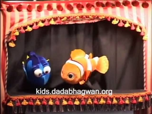 Hakuna Matata Part-1 (puppet show for kids in English)
