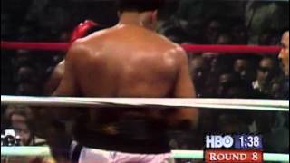"Muhammad Ali vs Joe Frazier (III) 1975-10-01 ""Thrilla in Manila"""