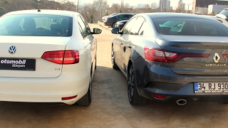 VW Jetta vs Renault Megane Sedan - Karşılaştırma