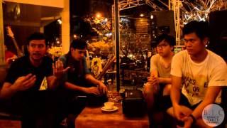 DIRGAHAYU INTERVIEW (GIGS KITA MEMANG BENAR BENAR MELAYU) DOUBLE DIPPS COFFE