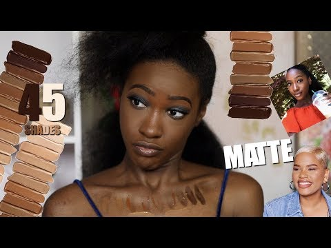 NYX Cosmetics & Alissa Ashley DID THAT! | Can't Stop Won't Stop Foundation (Cocoa)