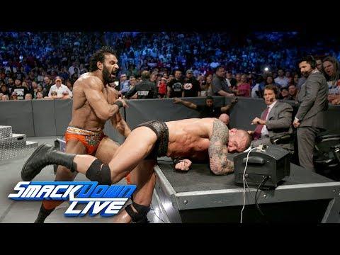 Xxx Mp4 Randy Orton Vs Jinder Mahal SmackDown LIVE Aug 8 2017 3gp Sex