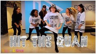 Hit The Quan Dance #HitTheQuan #HitTheQuanChallenge - Suga N Spice | iHeart Memphis