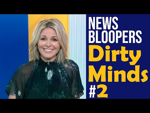 News Bloopers Reporters have Dirty Minds Part 2
