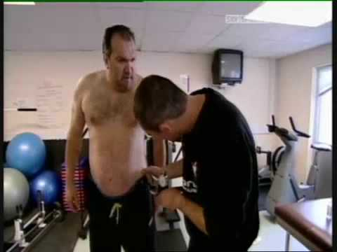 Neil 'Razor' Ruddock Is Physio At AFC Bournemouth For A Day