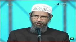 Shia, Sunni By Zakir Naik Urdu Peace conference 27 Nov 2011