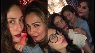 Kareena Kapoor Parties With Bff Amrita Arora & Sister Karishma Kapoor
