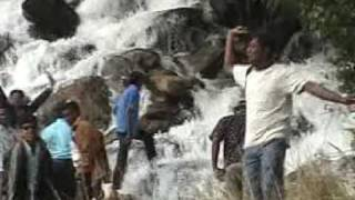 Orissa tourist places ( Chipilima Waterfall )