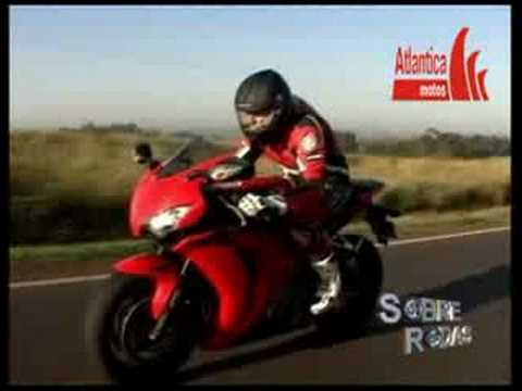 Nova Honda CBR Fireblade
