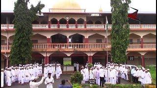 72nd Independence Day celebrated at Jamia Islamia, Bhatkal