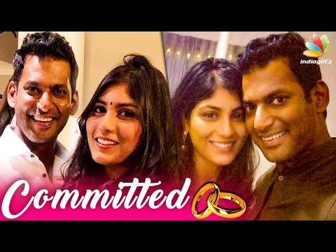 Xxx Mp4 BREAKING Vishal To Marry Arjun Reddy Actress Hot Tamil Cinema News 3gp Sex