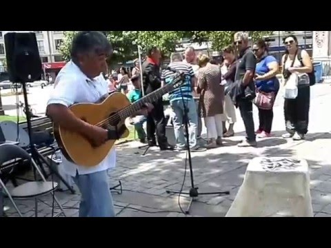 Hermanos Vargas Plaza de Armas de Concepción