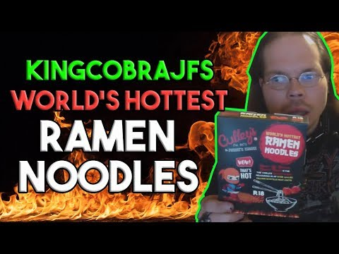 Xxx Mp4 KingCobraJFS WORLDS HOTTEST NOODLES From CULLEY'S 3gp Sex