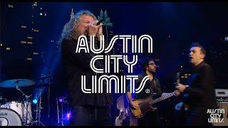 Robert Plant on Austin City Limits