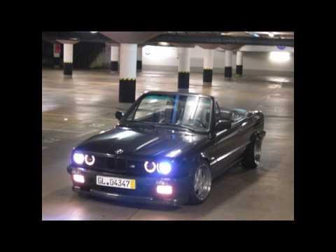 BMW E30 325 Cabrio M Technik 1