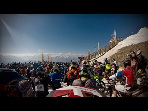 How to pass 216 racers at the Megavalanche