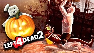 CHAOS AND RAGE   Left 4 Dead 2 Halloween Mods Part 2