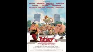 Astérix : Le domaine des dieux - La bossAstérix (Philippe Rombi)