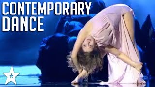 Incredible Contemporary Dance Act WOWS Judges!   Got Talent Global