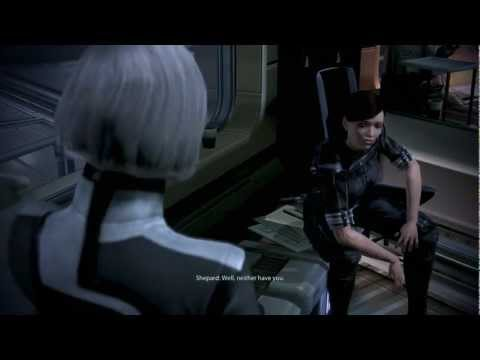 Jenn Mass Effect 3 HD 45 - Joker, EDI, Cortez, Allers, Engineers, Garrus, Javik, Liara, Dr. Chakwas