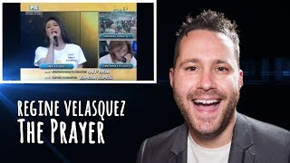 Regine Velasquez sings The Prayer for Yolanda victims | REACTION