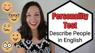 How to *Describe People* in English: Advanced Vocabulary Lesson