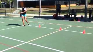 Physical training Emmanuelle 3 - USA