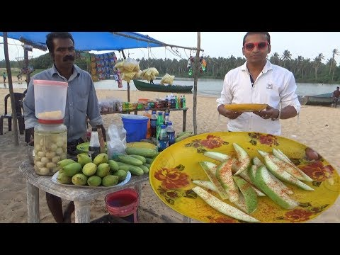 Xxx Mp4 Most Thrilling Experience In Golden Sand Beach Poovar Kerala With Raw Masala Mango 3gp Sex