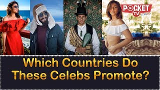 Can you guess the countries promoted by these Bollywood celebs? World Tourism Day