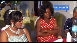 Mc Massanza Katika Usiku Wa Bi. Furaha Ndani Ya Confort Hall.