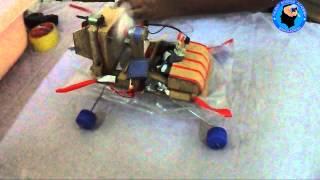 হোভার ক্রাফট Hover Craft (বিজ্ঞান প্রযেক্ট)