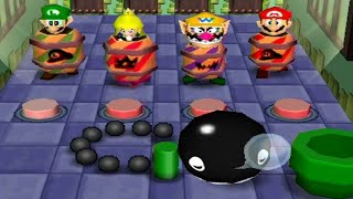 Mario Party 2 - Mini-Game Stadium (2 Players)