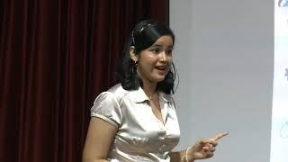 De la inquietud a la acción  | Angie Mishell Moreno Coronel | TEDxUFPS