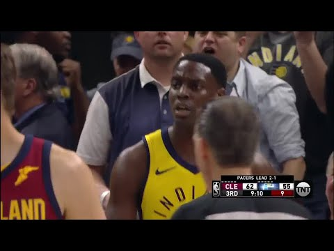 3rd Quarter One Box Video Indiana Pacers vs. Cleveland Cavaliers