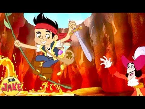 Jake y los Piratas de Nunca Jamas ►Poderes Superpiratas Jake And The Neverland Pirates