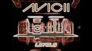 Avicii 'Levels' Skrillex Remix FULL]