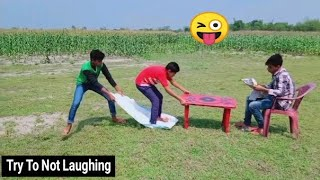 Must Watch Funny😂 😂 Comedy Videos 2019 Episode 02 || Apna Funny || SM TV