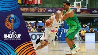 Brazil vs Puerto Rico - Highlights - Group A - FIBA AmeriCup 2017