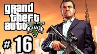 Grand Theft Auto 5 Gameplay Walkthrough Part 16 - Stock Market Cheese!