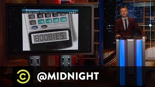 The Funniest (and Unfunniest) Words - @midnight with Chris Hardwick