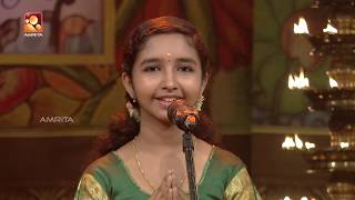 Sandhyadeepam|സന്ധ്യാദീപം - Ep:15th Oct 18 | Lalithaamritam | Amritam Gamaya |