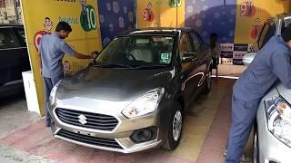 Maruti Suzuki Dzire 2017    Delivery of my new car   